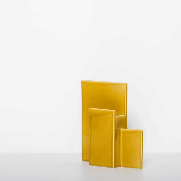 Block moyen jaune