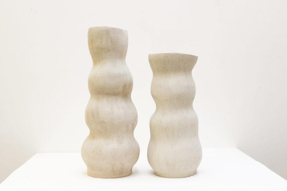 Elisa Uberti pour Folks – vase ondulé