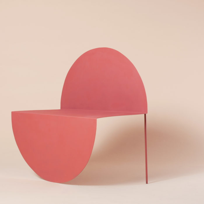 fauteuil redonda