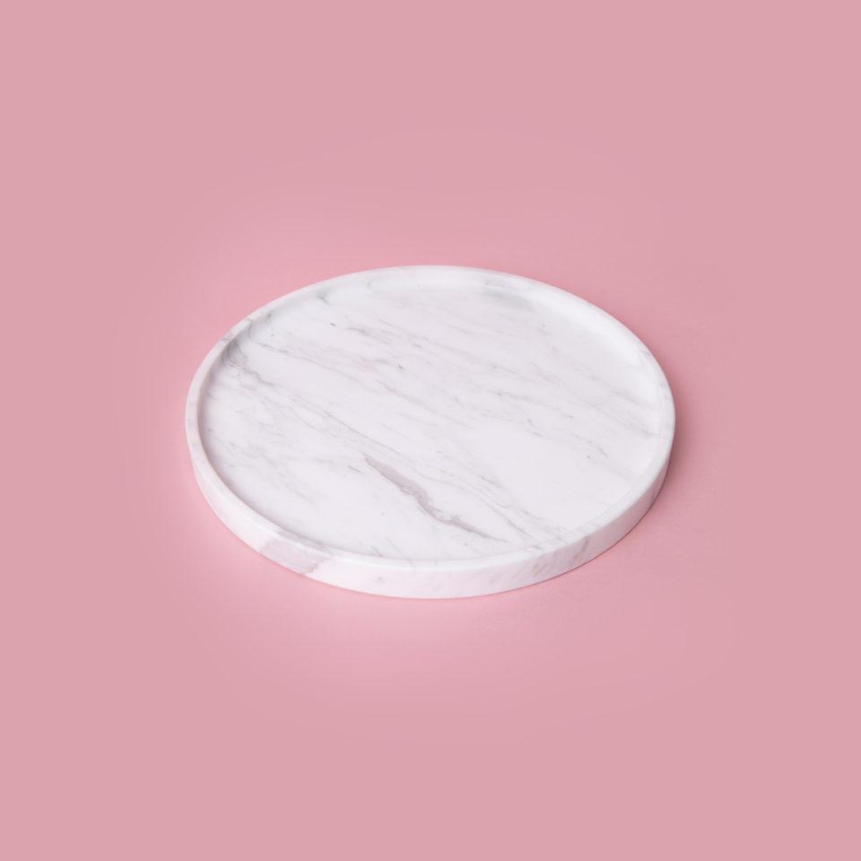 Plat-en-marbre