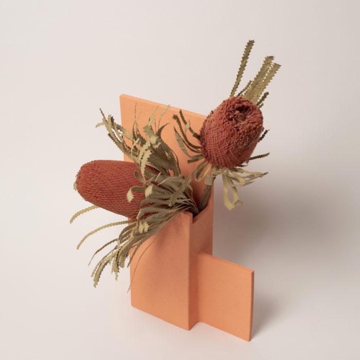 vase block L saumon