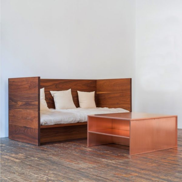 single daybed donald judd