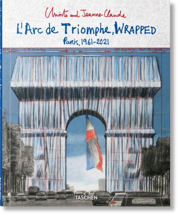 Christo et Jeanne-Claude, L'arc de Triomphe empaqueté
